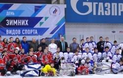"""Турнир """"Золотая шайба"""" выиграли юные хоккеисты Бежицкого района"""