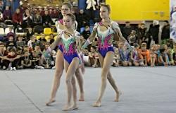 Акробатки из Клинцов выиграли первенство ЦФО