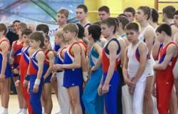 В Брянске состоялось первенство ЦФО по спортивной гимнастике