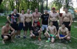 Четыре года назад Виталий Минаков провел первую в Брянске кроссфит тренировку под открытым небом