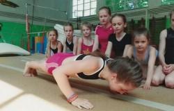 В СДЮСШОР по спортивной гимнастике состоялся фестиваль ГТО