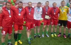 Сборная Брянщины стала второй на Кубке начальника МЖД