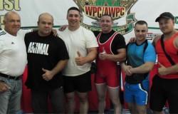 Брянские силовики успешно выступили на Кубке мира