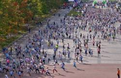 """На """"Кросс нации"""" вышли более шести тысяч участников"""