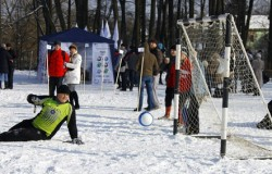 На Кургане сыграют в зимний футбол