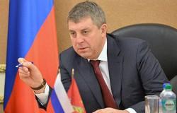 Губернатор Александр Богомаз оценил ход работ по строительству спортивных объектов в Брянске