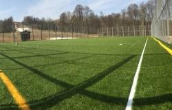 """""""Варяг"""" приглашает всех любителей футбола сыграть на новом поле спортпарка"""