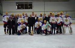 """ХК """"Виктория"""" выиграл первенство области по хоккею, """"Десна"""" – третья"""