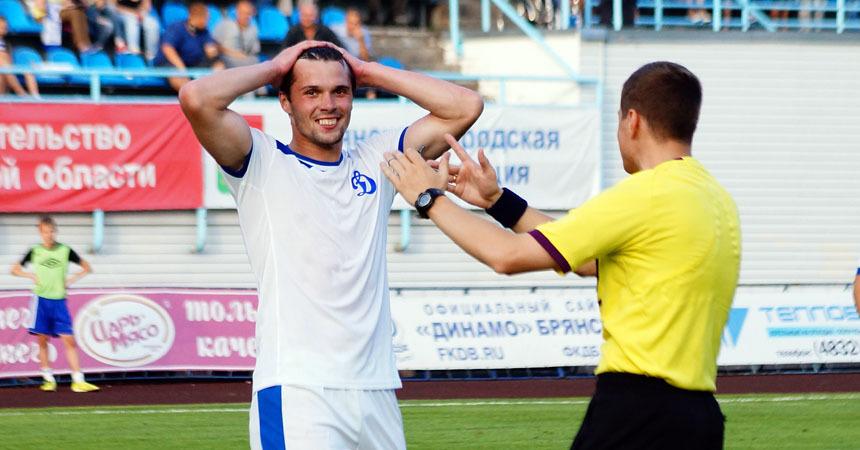 Футболист Андрей Козлов рассказал о создании в Брянске футбольной школы европейского уровня