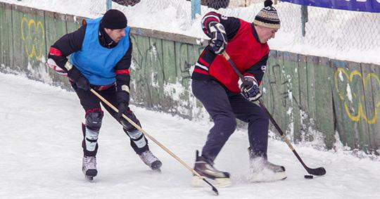 12 января в Брянске стартует сезон Дворовой хоккейной лиги