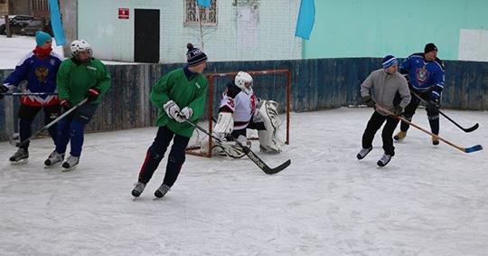 В Брянске снова пройдёт хоккейный чемпионат среди любительских дворовых команд