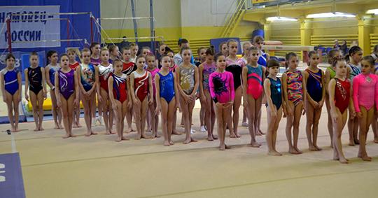 Брянцев пригласили на соревнования юных гимнастов