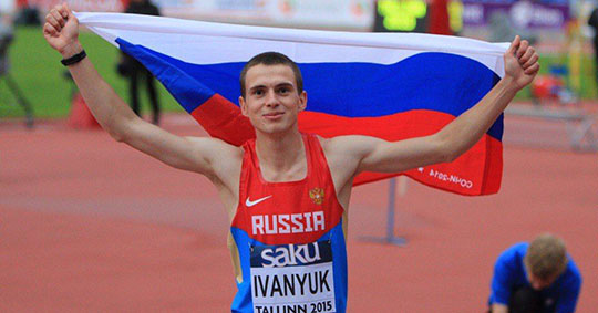 Брянский легкоатлет начал подготовку к международным соревнованиям