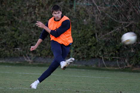 Черчесов вызвал в сборную экс-игрока брянского «Динамо»