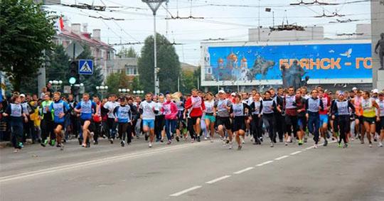 «Кросс Нации – 2019» пройдет в Брянске 21 сентября