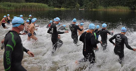 Брянские чиновники запретили проведение соревнований по триатлону