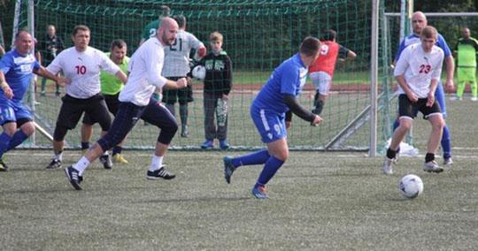 Брянские журналисты-футболисты приняли участие в традиционном турнире в Литве