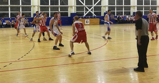 Брянские баскетболисты лишь один раз сыграют на своей площадке во втором круге первенства ЦФО