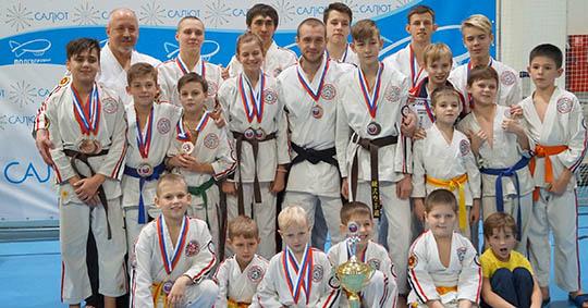 Команда Брянской области стала второй на чемпионате России по Косики каратэ