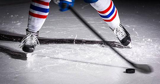 Брянским зрителям разрешили смотреть хоккей бесплатно