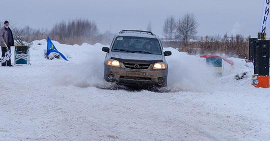 Автоледи из Брянска выиграла гоночный турнир в Калуге