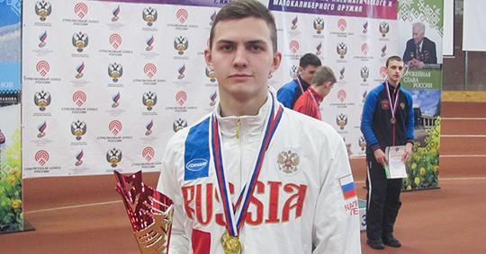 В Орле погиб член сборной России по стрельбе
