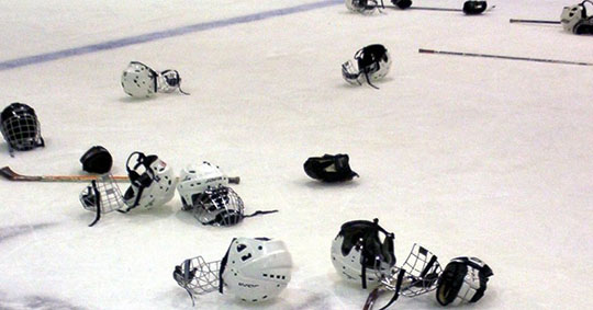 В Брянске столичные игроки совмещали хоккей с наркоторговлей