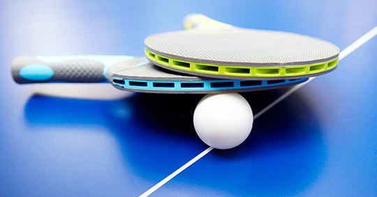 Максим Голованов представит Брянск на первенстве ЦФО по настольному теннису