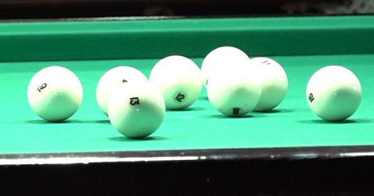 """Завен Саркисян выиграл третий тур серии любительских турниров """"Академии бильярда 32"""""""