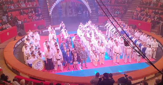 Из-за коронавируса в Брянске перенесли на неопределенный срок фестиваль боевых искусств