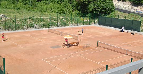 В Химках состоится первый выставочный турнир по теннису