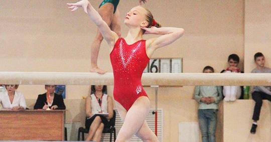 Таисия Бороздыко стала обладательницей Кубка России по гимнастике