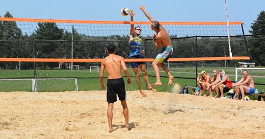 Брянск примет масштабный турнир по пляжному волейболу