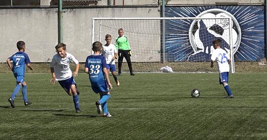 В академии футбола «Динамо-Брянск» открыт набор мальчиков 2013 г.р.