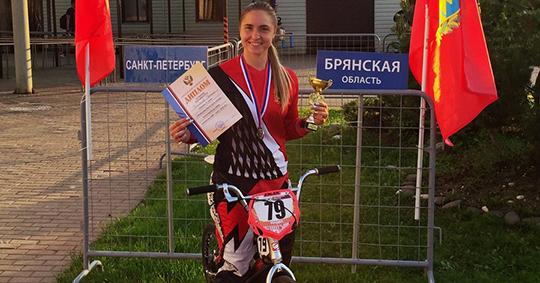 В Брянске проходит этап Кубка России по велоспорту BMX