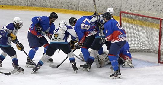 Брянские хоккеисты начнут сезон затяжным выездом