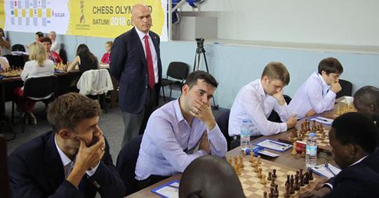 Брянский шахматист выиграл суперфинал чемпионата России