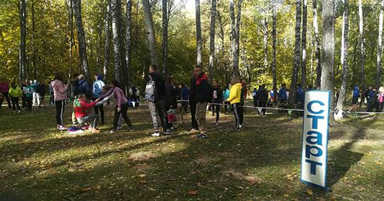 Студенты БГУОР и БГУ стали сильнейшими на традиционном осеннем легкоатлетическом кроссе