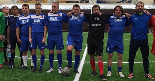 Брянские журналисты заняли третье место на турнире в Туле