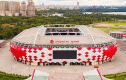 Московский «Спартак» не сыграет в еврокубках