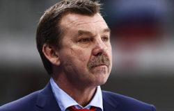 Олег Знарок вернулся на должность главного тренера сборной России по хоккею