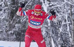 Брянский лыжник Большунов стартует на 4 этапе «Тур де Ски»