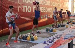 Брянские гиревики завоевали три медали на соревнованиях в Калуге