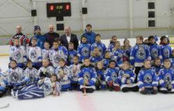 Железногорские хоккеисты выиграли предновогодний турнир в Трубчевске