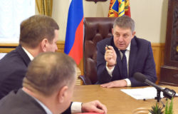 Губернатор Богомаз подписал постановление о продлении нерабочих дней до конца апреля