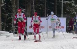 Лыжники продолжают уходить с дистанции