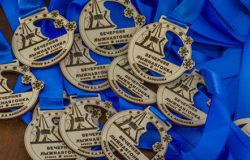 Гонка памяти Владимира Лапонова собрала более 200 участников