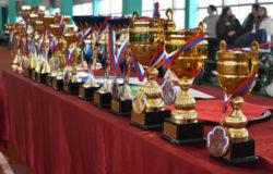 Легкоатлетический турнир Евгения Синяева пройдёт 21 декабря