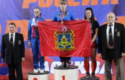 Трое брянских пауэрлифтеров завоевали девять медалей на чемпионате России
