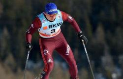 Александр Большунов будет выступать за сборную Архангельской области